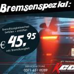 Aktion Bremsen Chemnitz